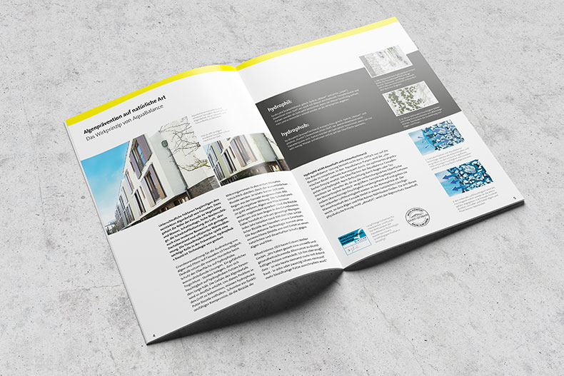 Fachhandelskampagne f r saint gobain weber for Architektur bewerbung